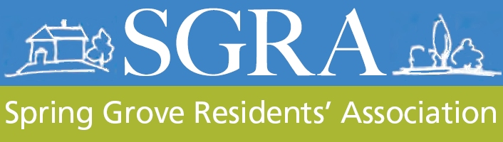 Spring Grove Residents' Association logo